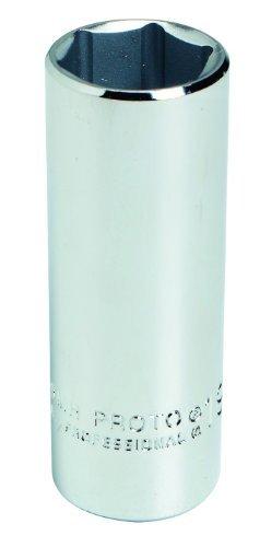 Stanley Proto J5024MH 3/8-Inch Drive Deep Socket 24mm 6 Point [並行輸入品] B078XLFHKQ