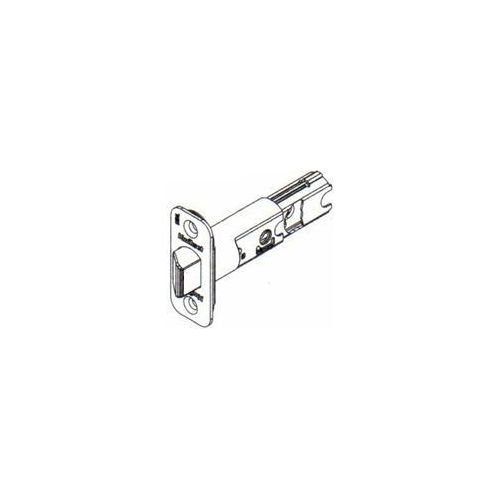 Kwikset 82246-15A Adjustable Radius Springlatch Antique Nickel Finish