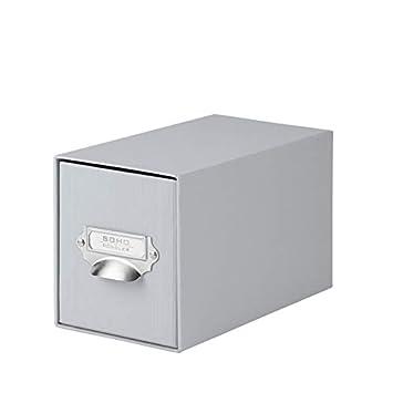 Rossler 1327452170 - Estantería para CDs, neutral, 1 unidad: Amazon.es: Oficina y papelería