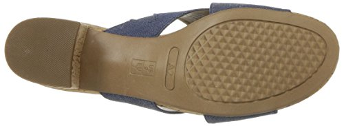Aerosoles Sandal by Midday Denim Slide Fabric A2 Women's pra4qp