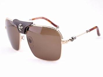 dafd770bc5ad Chrome Hearts Sunglasses Kufannaw I GP-WS (Gold Plated w Sweatband ...