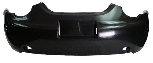 03 volkswagen beetle back bumper - 5