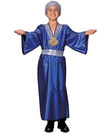 RG Costumes Kids Wiseman Costume, Large, Blue