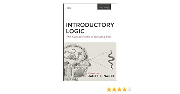 Introductory Logic: James B. Nance: 9781930443693: Amazon.com: Books
