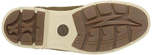 Dockers by Gerli 39SI205-300420 - Botas Chelsea para mujer Beige (Stone 420)