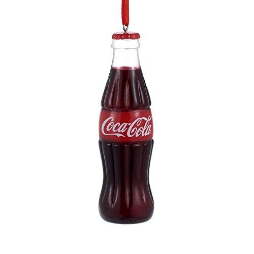 Kurt S. Adler YAMCC1102 Coca-Cola Bottle Blow Mold Ornament, 3.75