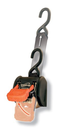 CargoBuckle F18800 G3 Retractable Ratchet Tie-Down System, 2-Pack by CargoBuckle (Image #2)