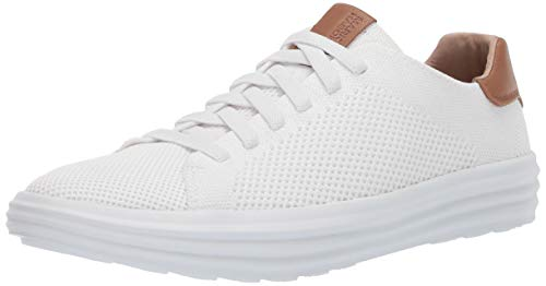 Mark Nason Los Angeles Men's Mondo Sneaker, White, 14 M US