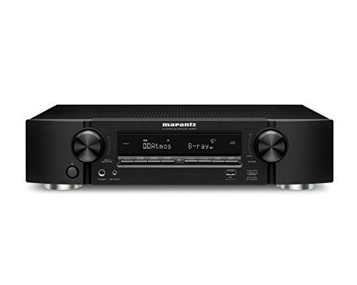 Marantz NR1607 7.2-Channel AV Receiver w/Dolby Atmos