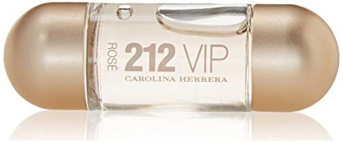 212 Vip Rose By Carolina Herrera Eau De Parfum .17 Oz - 212 Mini