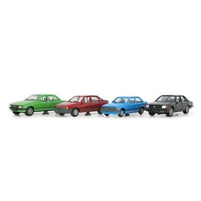 288163 - Herpa eXtra - Opel 4er Set