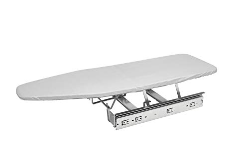 Rev-A-Shelf Vanity Pullout Ironing Board Gray