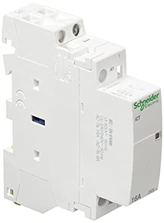 SCHNEIDER ELECTRIC 16 AMP CONTACTOR 250V ICT A9C22711 BS EN 61095 Amazoncouk Welcome
