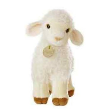 [All Seven @ New Arrival Lovely Lamb Plush Stuffed Animal Toy 10