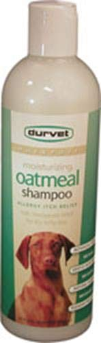 Durvet Naturals Oatmeal Shampoo, 17-Ounce