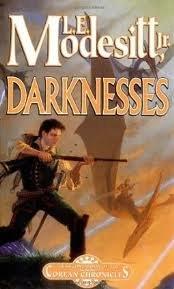 Darknesses  Publisher: Tor Fantasy