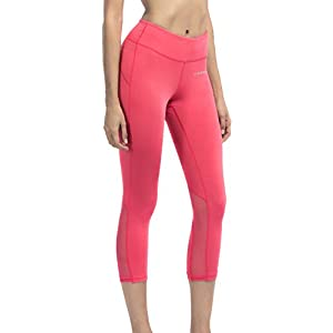 Compression Pants For Women Girls Athletic Yoga Running Base Layer Leggings Tights Colorful Pants For Summer Winter For Working Out Yoga Tights Sports Women Sport Tight Pants by Krol Athletic