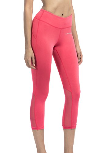 Compression Pants For Women Girls Athletic Yoga Running Base Layer Leggings Tights Colorful Pants For Summer Winter For Working Out Yoga Tights Sports Women Sport Tight Pants by Krol Athletic (Colorful Running Tights compare prices)