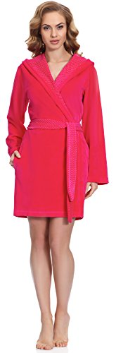 Merry Style Bata para Mujer MS965 Frambuesa