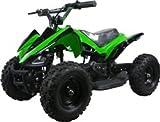 Go-Bowen XW-EA15-G Mars Kids ATV, Green