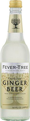 Fever Tree Premium Ginger 16 9 Ounce Bottles product image