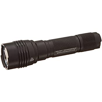 Streamlight 88064 ProTac HL-X - Includes two CR123A lithium batteries and holster, Clam, Black