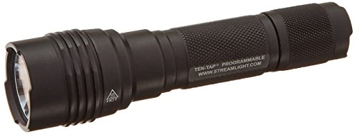 Streamlight 88064 ProTac HL-X - Includes two CR123A lithium batteries and holster, Clam, (Lithium Batteries Clam)