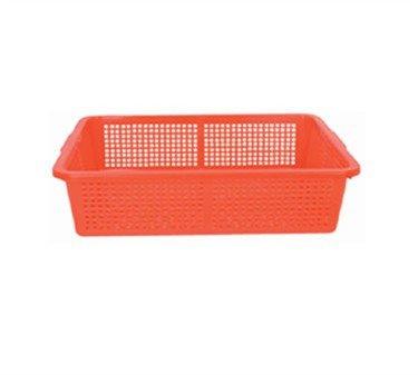 Thunder Group PLFB004 Durable Plastic Basket, 400mm 400 Mm Basket