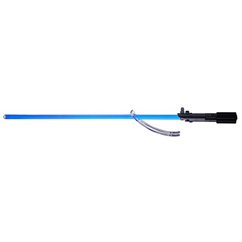 (Star Wars The Black Series Luke Skywalker Force FX Lightsaber )