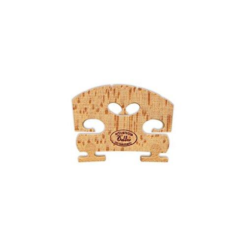 Josef Teller Adjustable Violin Bridge Bosnian Maple - Low Action 4/4