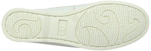Mocassini white 001 Donna Sally Marine Bianco Chatham EqZgTT