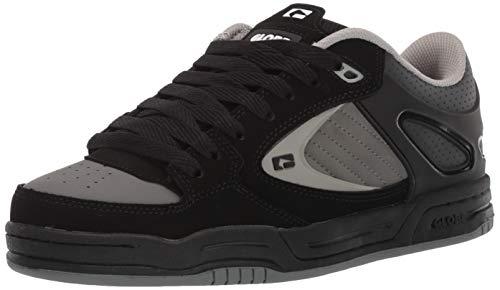 Globe Men's Agent Skate Shoe Black/Grey 9 M US ()