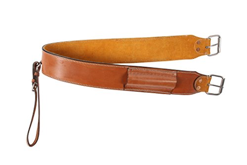 tan-western-leather-rear-back-cinch-saddle-cinches-flank-cinch-back-girth-horse-tack-standard