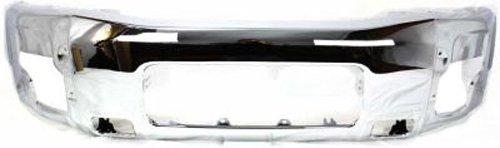 CPP Chrome Steel Front Bumper for Nissan Armada, Pathfinder Armada, Titan NI1002136