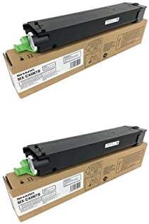by Sharp 10000 Yield Sharp MX-C40NTB OEM Toner MX-C311 MX-C401 MX-C400P Black Toner