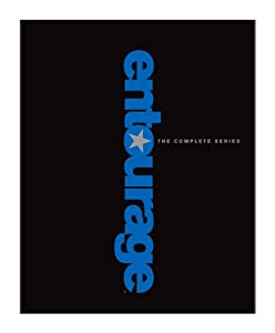 Cover Image for 'Entourage: The Complete Series'
