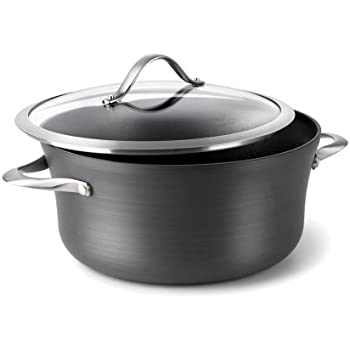 Calphalon Contemporary Nonstick 6-1/2-Quart Soup Pot