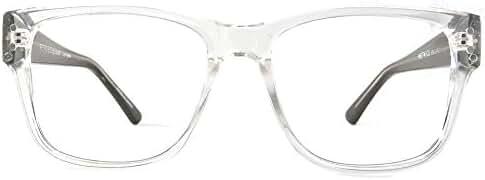 Retro Eyeworks Westwood Anti-glare Reading Glasses 51-17 MM 1.75x Clear Front