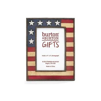 Amazon.com - American Flag Picture Frame - Single Frames