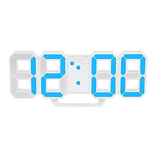 LOVELONG Reloj De Pared Reloj Anal¨gico Digital Dise?o Moderno Reloj Digital Decoraci¨n para El Hogar Retro Exclusiva Ts-S60-B