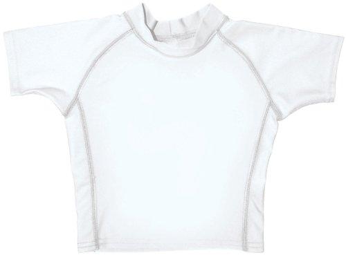 i play. Unisex Baby Short Sleeve Rashguard Shirt