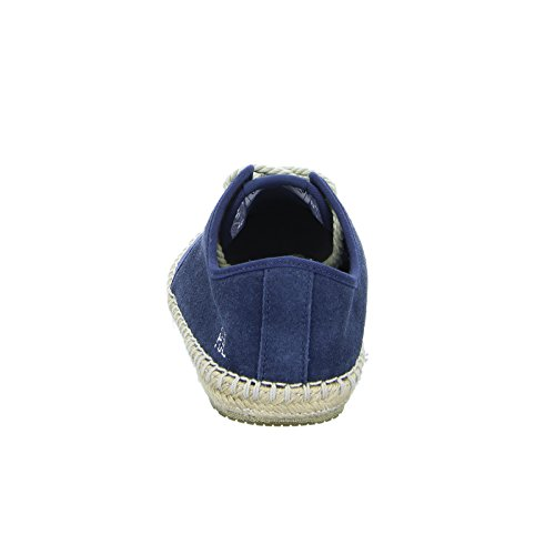 Basse Basic 4 Espadrillas 0 Uomo Jeans Tourist Pepe Blu q6P1w