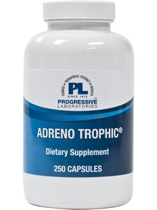Progressive Laboratories Adreno Trophic — 250 Capsules