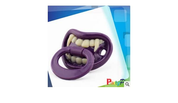 Amazon.com: baby pacifier clips funny pacifier baby dummy ...