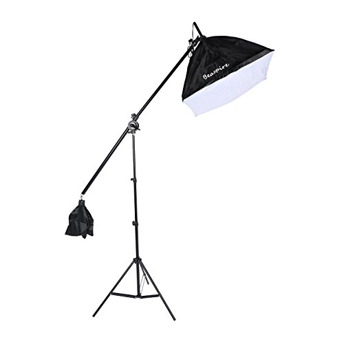 Photography Softbox Light Lighting Kit Continuous Photo Light Equipment Soft Studio Light Softbox by Beaspire001