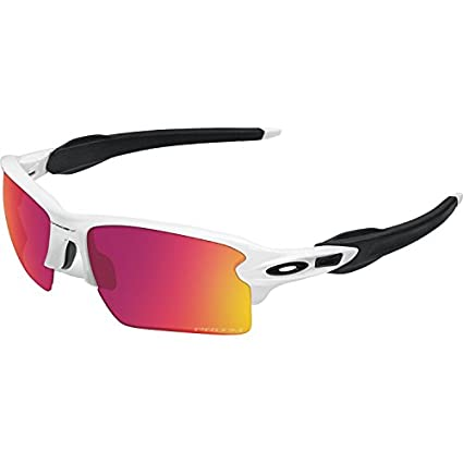 2201ffbce7 Amazon.com   Oakley Men s Flak 2.0 XL Baseball Sunglasses