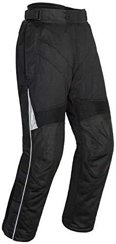 Tourmaster Venture Air 2.0 Men's Textile Motorcycle Pant (Black, XX-Large)