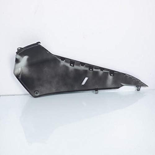 one by Camamoto cod 77380011H carena plastica fianchetto inferiore sotto pedana destra nero lucido compatibile con yamaha t-max 500 anno 2008-2009-2010-2011