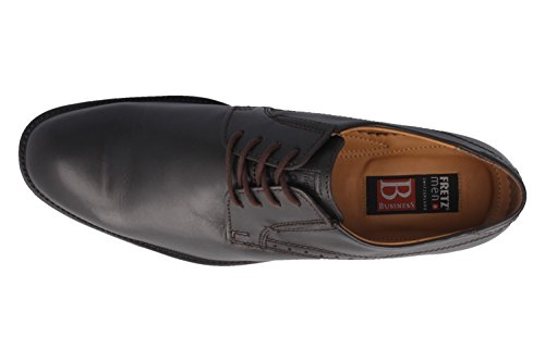 FRETZ men - Tosco - Homme Business Chaussures - Marron Chaussures en übergrößen