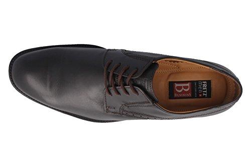 FRETZ men-Tosco-Homme Business Chaussures-Marron Chaussures en übergrößen